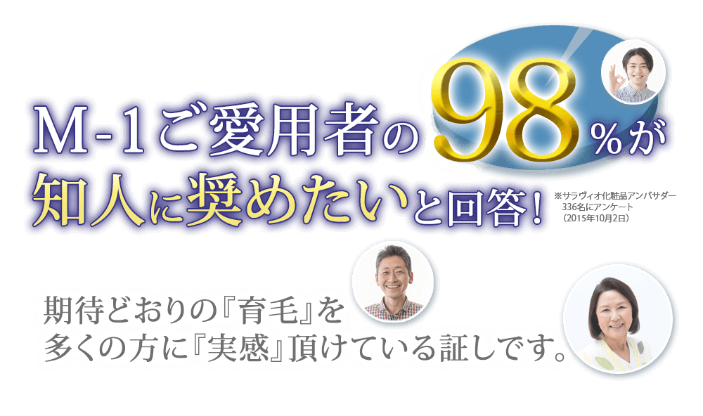 M-1育毛ミスト
