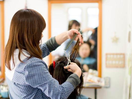 美容師方法④