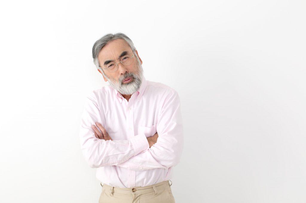 薄毛の原因はAGAか老化か