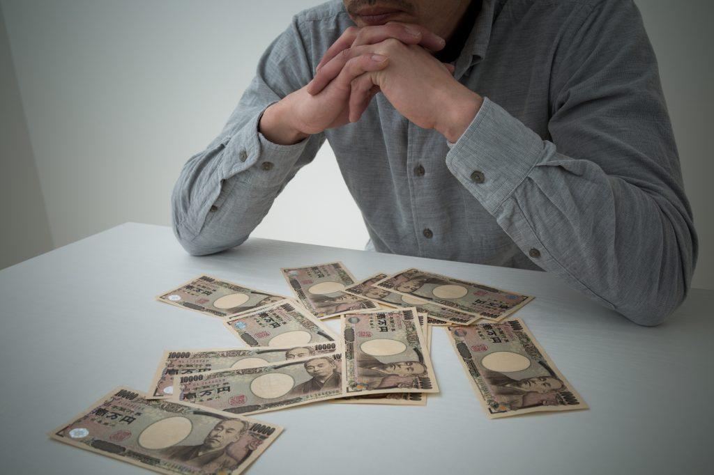 ハゲ治療は金銭的に負担が大きい