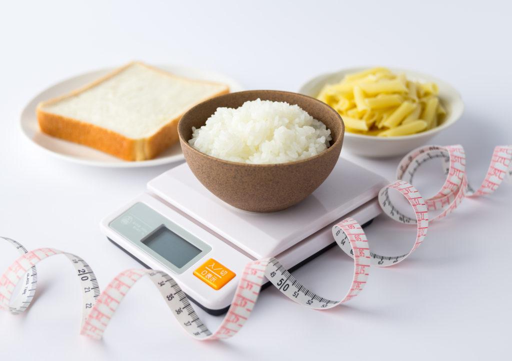 糖質の摂りすぎには注意する